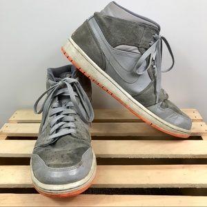Nike Air Jordan casual high top basketball shoes